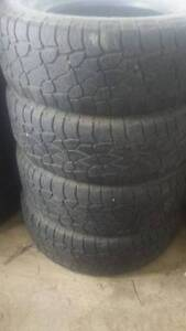 275 70 18 - Mickey Thompson A/T STZ's x4 $100 each Cairns Cairns City Preview