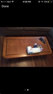 Coffee Table & 2 End Tables!