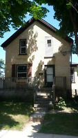 Four bedroom home in the Heart of Downtown Kitchener!!!