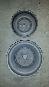 Camaro Pulley Set