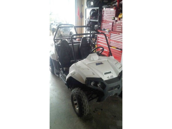 Used 2012 Pitster Pro Double X 150