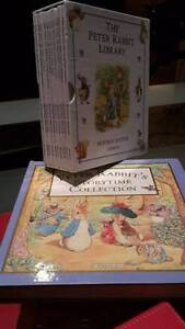 The Peter Rabbit Library + Storytime Collection Hardcover Golden Grove Tea Tree Gully Area Preview