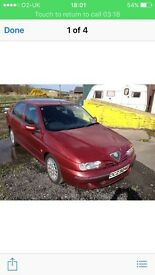 Breaking a 1999 Alfa Romeo 146 - parts available - Alfa Romeo parts