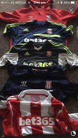 Stoke city tops