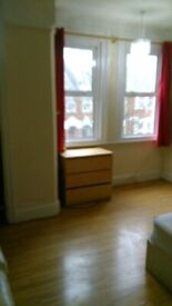 (DSS WELCOME) Large 2 Double Bedroom Flat, with balcony. Close to Bruce Grove /Seven Sisters Station