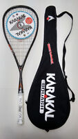 Ultra Light Weight Squash Racket Karakal SN90 (brand New