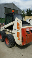 Bobcat - 1985 843 - Priced to sell