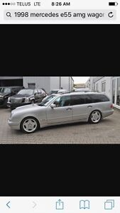 Mercedes station wagon WANTED
