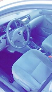 2005 TOYOTA COROLLA with 4 Extra Winter Tires & More! Kitchener / Waterloo Kitchener Area image 3