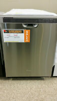 Whirlpool stainless steel dishwasher!