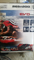 New Sea Doo Evo Pro 2 towable inflatable water craft