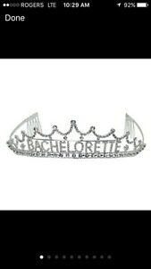 Crowns, Headbands, Necklace, Earrings, Brooches,Veils,