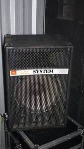 "EX HIRE JANDS SYSTEM 700 15"" 2 WAY SPEAKERS Rydalmere Parramatta Area Preview"