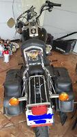 Harley Davidson FXST Softail