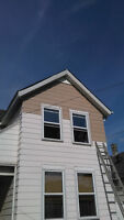 call Easy.s for all our exterior painting needs( free Estimates)