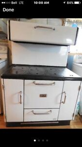 Old findlay cook stove 500.00