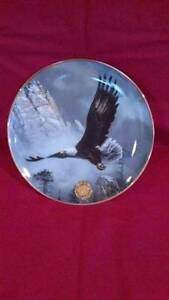 COLLECTABLE FRANKLIN MINT PLATE Para Hills Salisbury Area Preview