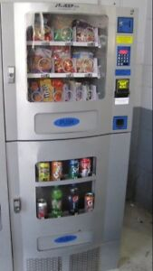 Several Vending Machines for Sale