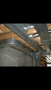 Trimac Sheet Metal (Duct and Ventilation) Peterborough Peterborough Area image 1