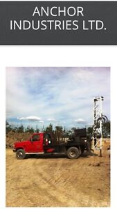 Screw Piles, Anchors, Levelling Edmonton Edmonton Area image 2