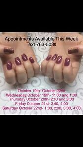 Nail Tech Accepting New Clients  St. John's Newfoundland image 1