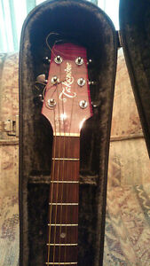RARE EARLY 90'S TAKAMINE EF350MCR ACOUSTIC/ELECTRIC GUITAR London Ontario image 3