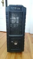 COOLERMASTER CASE _BUILD YOUR PC-
