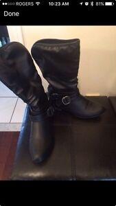 Woman's boots size 6/7 Cambridge Kitchener Area image 1
