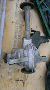 transfer case, front diff, transmission from 99 ford expedition