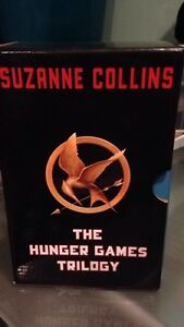 Hunger Games Trilogy Books For Sale