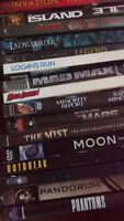 Sci-Fi/Action/Fantasy DVDs