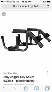 2 City Select Hychair Attachments