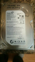 Like new Tested Seagate 500gb SATA hard drive