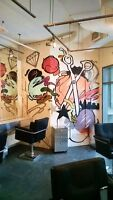 -- Quality Professional Murals, Signage and Art --