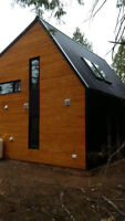 Modern Cottage Ideal Artist/Writer Retreat for Summer and Fall