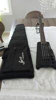 by steinberger Bass hohner b2a black personne serieuse seulement