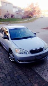 2005 TOYOTA COROLLA with 4 Extra Winter Tires & More! Kitchener / Waterloo Kitchener Area image 1