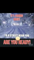 Bobcaygeon To Fenelon Parking Lot Snow Removal & More