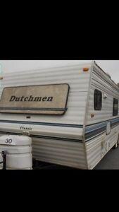1992 Dutchmen Classic 3000 Series