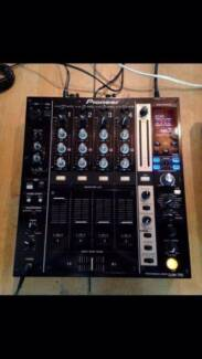 Pioneer DJM 750 K Black 4 Channel Professional DJ Mixer!!! Werribee Wyndham Area Preview