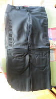 NEW ICON MOTO LEATHER PANTS FOR SALE
