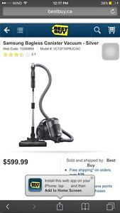 Vacuums on sale now