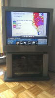"""****33"""" Sony TV with stand $70*****"""
