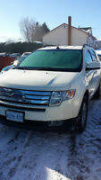 2007 SUV Ford Edge SEL, Reduced from $8,500 to $6,990.