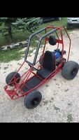 Wanted ** GO CaRt frame