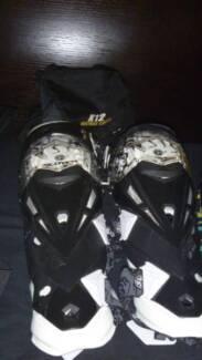 SCOYCO K12 PRO MOTOCROSS MOTORBIKE KNEE & SHIN GUARDS