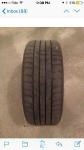 BMW 328 xi winter tires ( 2012-2017 models)  West Island Greater Montréal image 1