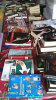 Massive Garage Sales - Books, Toys, Collectibles & More!