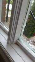 Broken Window Glass? Call or Text 647-618-8464 FREE QUOTE