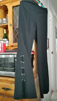 Two Nice pairs of black pants from Suzy Shier      Watch      